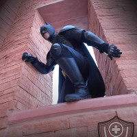 batman charity cosplayer