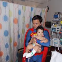 superman charity cosplay