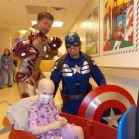 superhero charity