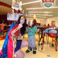 comic book charity