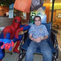 spiderman charity