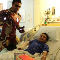 amazing Tony Stark cosplay