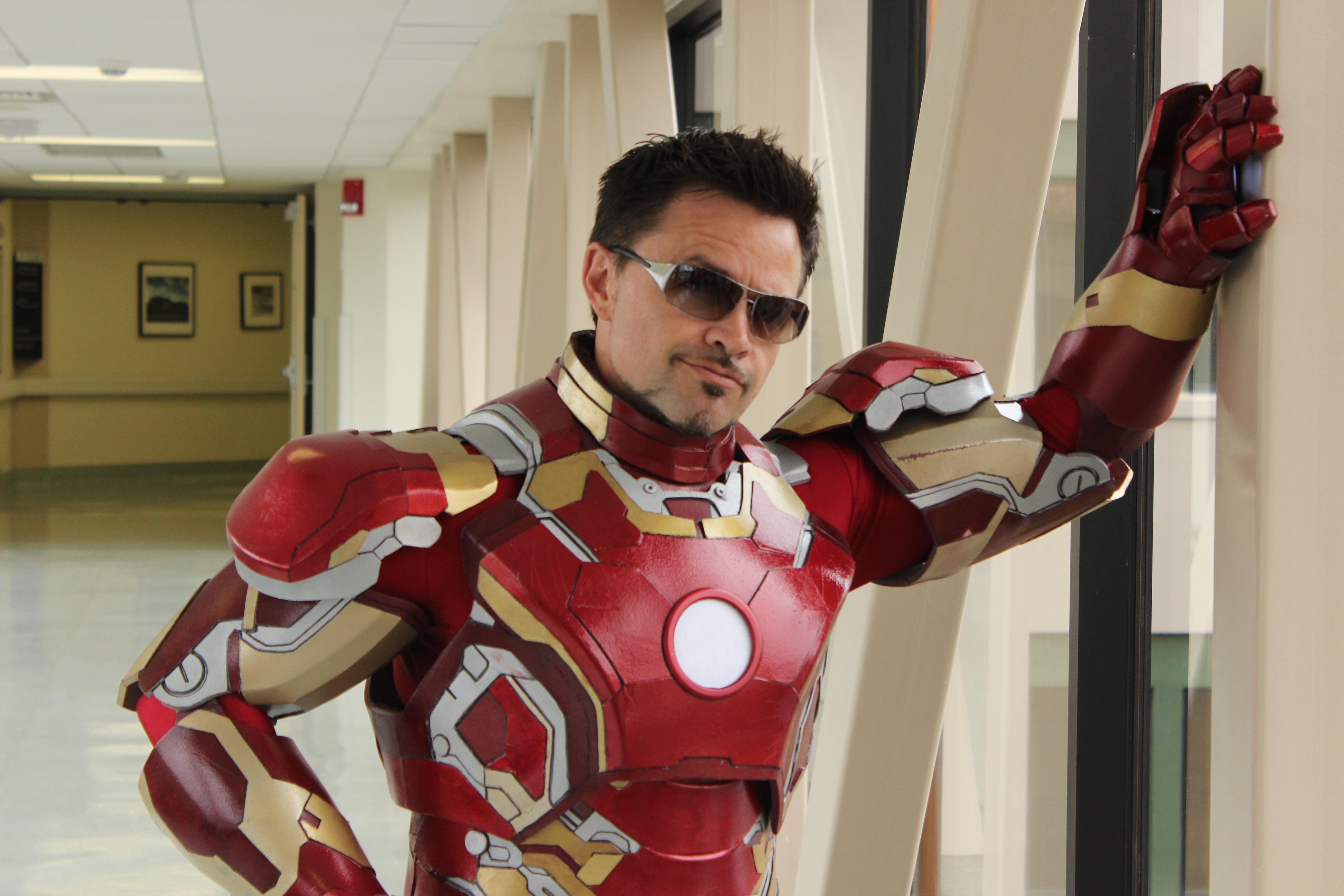 Superhero Charity Comicare